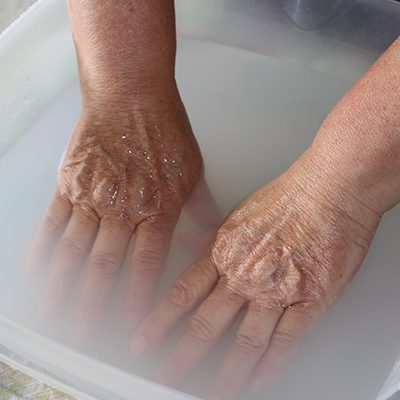 aromatherapie handbad 1