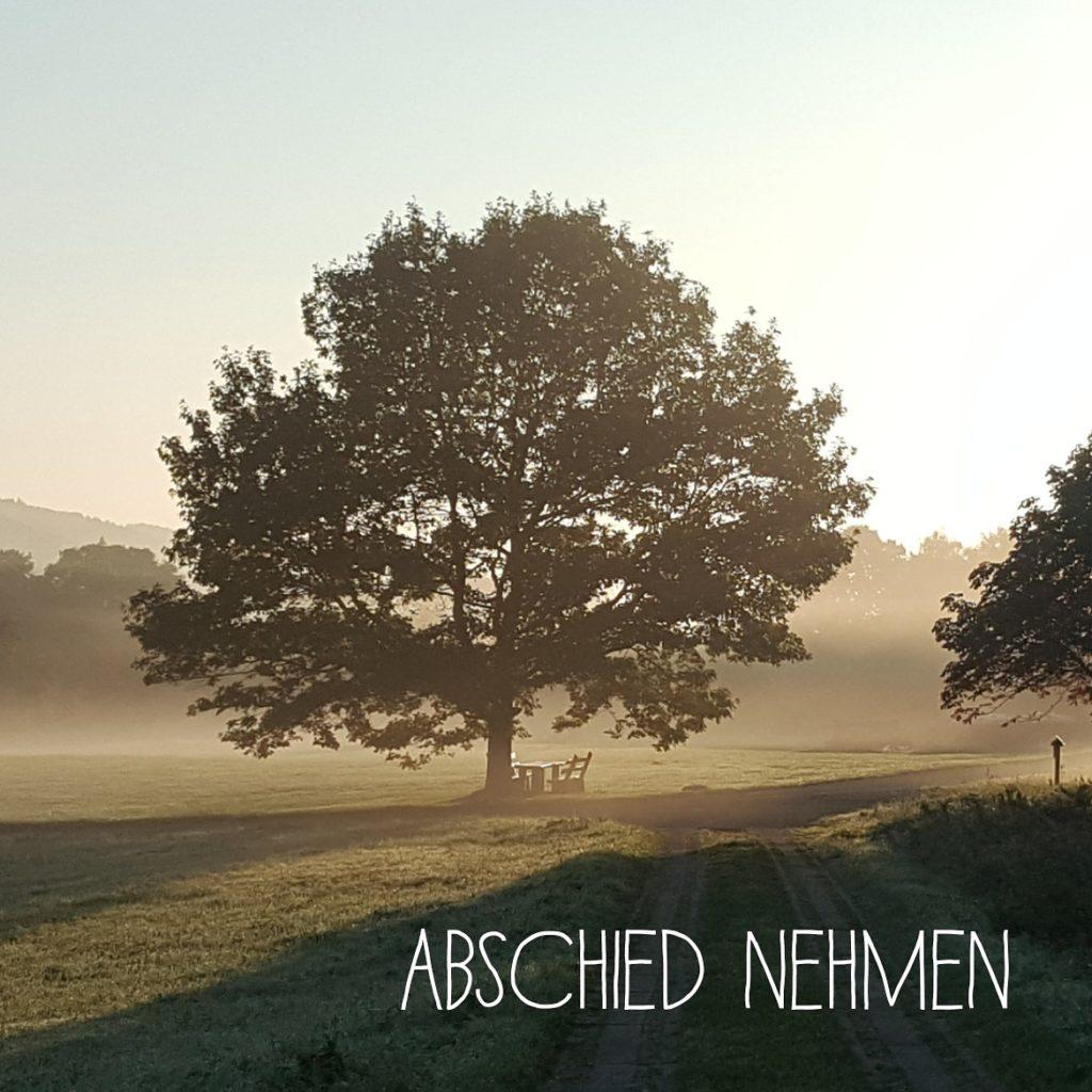Herbst - Abschied