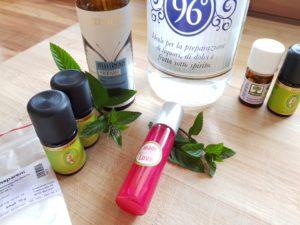 Aroma Tipps bei Insektenstichen