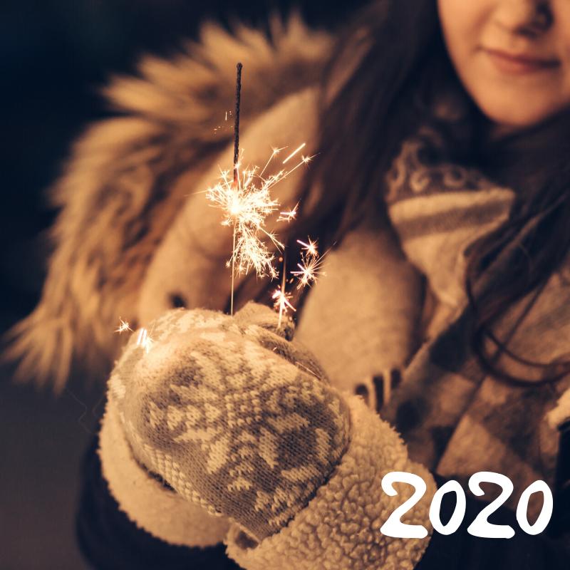 Dufte ins Jahr 2020