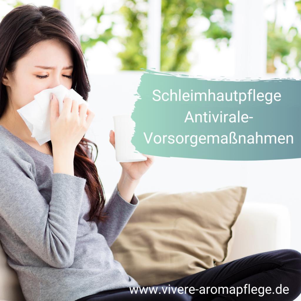 Die Atemwege pflegen und das Immunsystem stärken