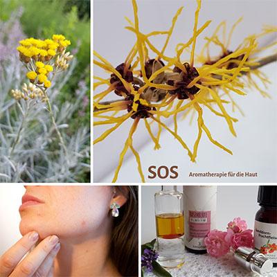 SOS – Aromatherapie bei Hauterkrankungen