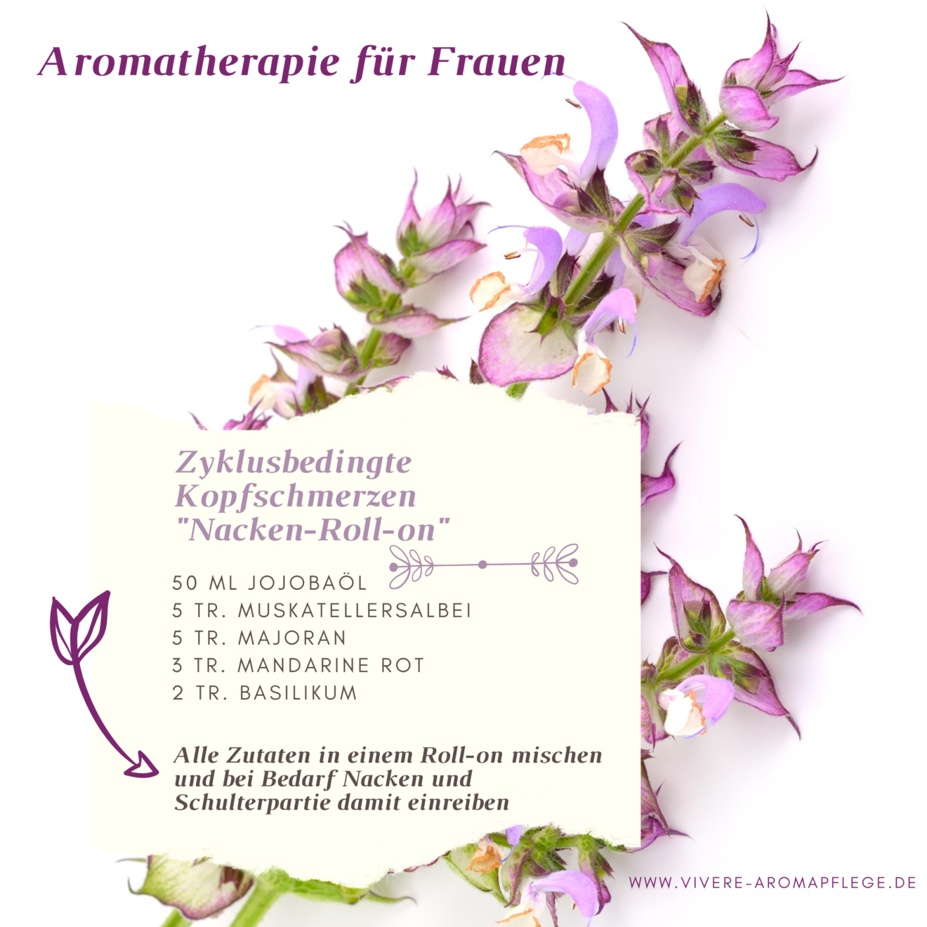 Aromatherapie_Frauen_Rezept_Vivere