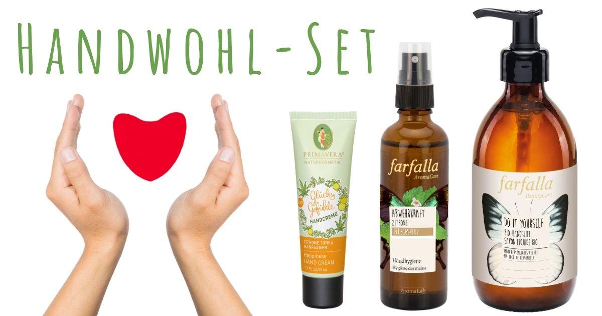 Handpflege Aromatherapie