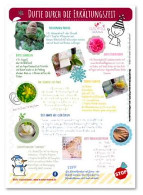 Ätherische Öle für wärmende Anwendungen
