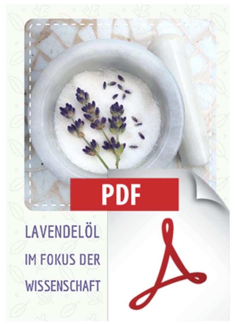 Lavendel & Orange – ein duftes Gespann
