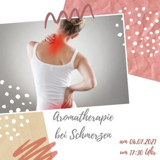 Aromatherapie bei Schmerzen