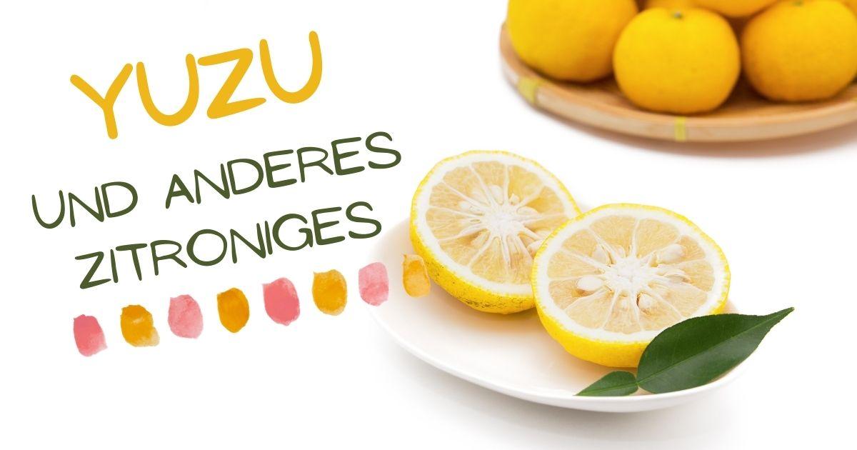 Yuzu Aromatherapie